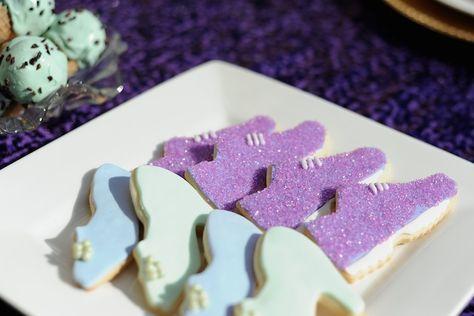 Mint and Lavender Dance themed birthday party via Kara's Party Ideas KarasPartyIdeas.com Cake, desserts, favors, printables, recipes, and more! #dance #danceparty #mintandlavender (23)