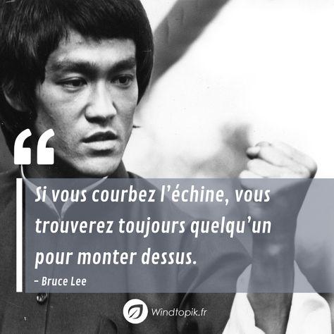 Citation - Bruce Lee