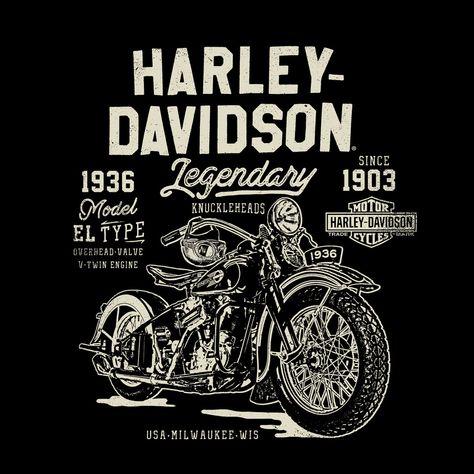 HARLEY-DAVIDSON/APPAREL on Behance