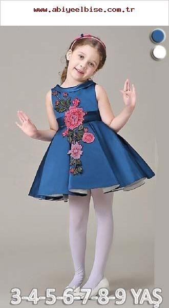 Kiz Cocuk Abiye Elbise Cicek Desenli Cocuk Elbise Modelleri Bebek Elbise K Kadin Elbiseleri Sirin Elbiseler The Dress
