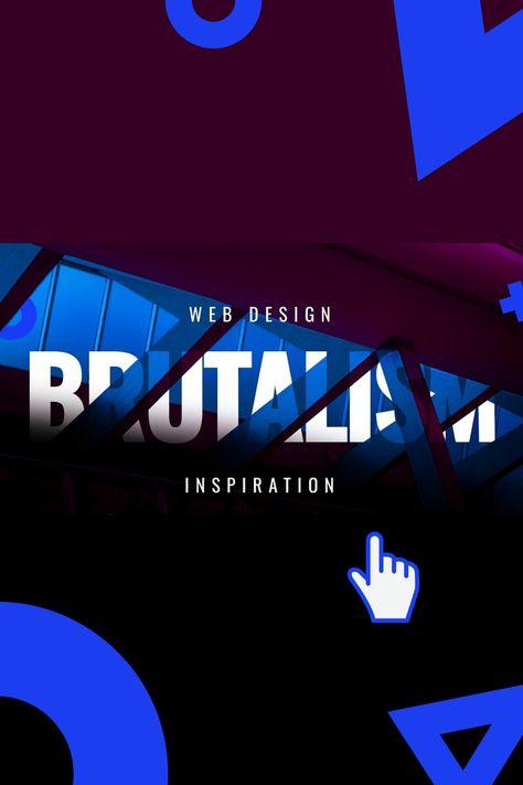 BRUTALISM: Best Website Examples for Your Web Design Inspiration |  TemplateMonster