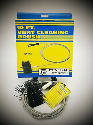 Sponsored Link Dryer Vent Duct Cleaning Brush 10 Ft Long Clear Clean Cleaner Remover Lint Brush In 2020 With Images