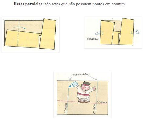 Retas Paralelas com origami. Encontrado em http://fundamentalmatsv.blogspot.com.br/2010/06/matematica-das-dobraduras-o-uso-de.html.
