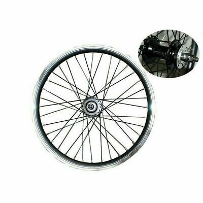 Sponsored Ebay Black 20 Folding Bmx Bike Ebike Front Wheels Rim