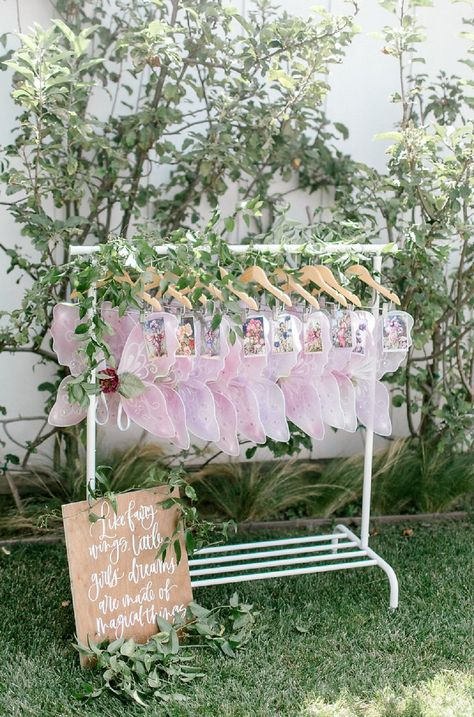 Magical Fairy Garden Birthday Party For Kids - Perfete Kids Party InspoYou can find Fairy birthday and more on our website.Magical Fairy Garden Birthday Party For . Butterfly Birthday Party, Fairy Birthday Party, 2nd Birthday Parties, Butterfly Garden Party, Butterfly Party Decorations, Tea Party For Kids, 1st Birthday Girl Party Ideas, Kids Birthday Party Ideas, Butterfly Party Favors