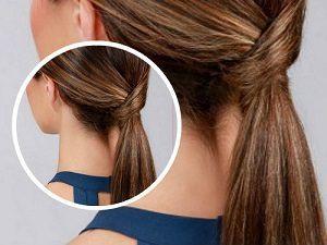 Evde Yapilabilecek Sac Modelleri Style De Cheveux Modeles De