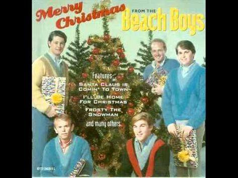 """The Beach Boys - """"Frosty the snowman"""""""