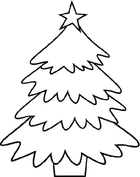 Xmas Trees Coloring Pages Christmas Trees Online Coloring Arvore