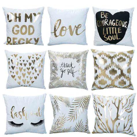 Decorative Pillow Covers #ebay