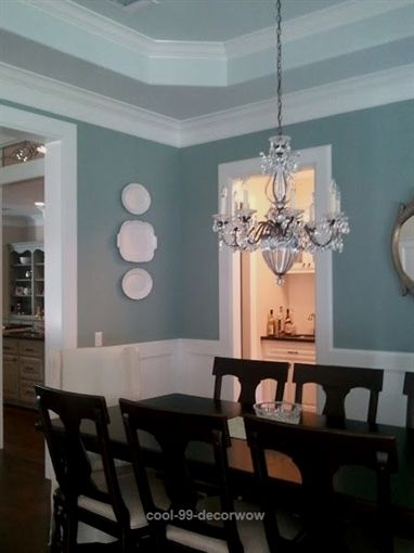 Stylish Dining Room Paint Color Ideas To Impress Your Dinner Guests Home Decor Designs 2018 2019 Dining Room Colors Dining Room Colors Sherwin Williams Dining Room Paint Colors