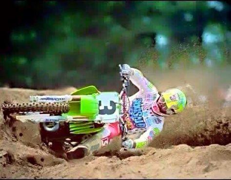 Jeff Ward, Kawasaki KX 250