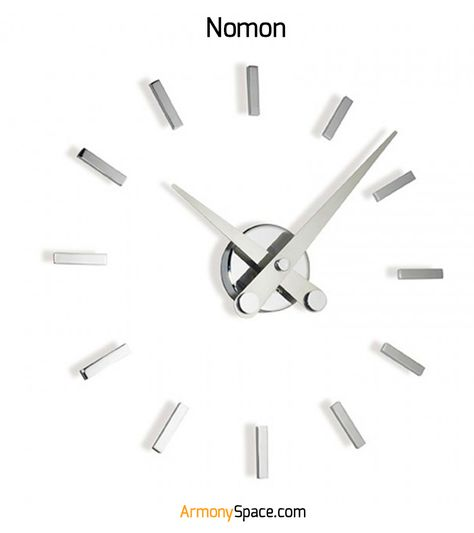 Reloj de diseño Puntos Suspensivos · Design Wall Clock ...