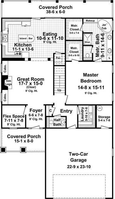 3 Bedroom 2 Bath Coastal House Plan Alp 05tl Craftsman Style House Plans Craftsman House Plans Narrow Lot House Plans