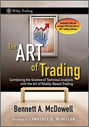 The Art Of Trading Combining The Science Of Technical Analysis With The Art Of Reality Based Trading By Bennett A Mcdowell Sacred Traders Technical Analysis Proprietary Trading Technical Trading