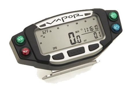 Trail Tech 022-PDA Vapor/Vector/Striker Indicator Dashboard by Trail Tech. Save 15 Off!. $46.69. Protect your Trail Tech computer and place it in the optimum viewing position. Installs easily to triple clamp of most motorcycles.