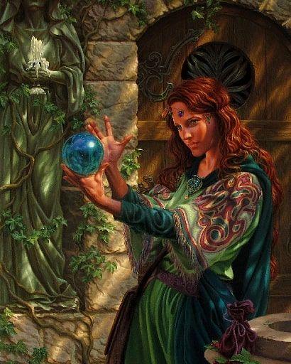 Great Visual For Wizard Halfling Fantasy Wizard Fantasy Artwork Art