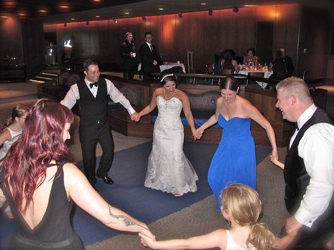 Epcot Living Seas - Orlando Wedding DJs - Alyssa & Jim's