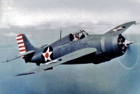 History of the Grumman F4F Wildcat | HubPages