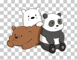 Grizzly Bear Desktop We Bare Bears Png Clipart Animals Bear Carnivoran Cartoon Charlie Free Png Download Panda Teddy Bear Bear Character Bare Bears