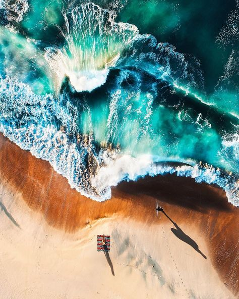 photography California Beaches From Above:...