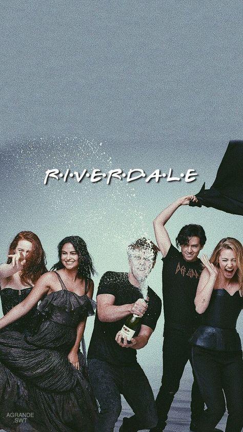 Pop's Milkshake Pattern Riverdale Phone Case   Pacific Bling