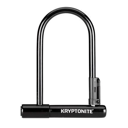 Kryptonite High Security Bicycle U Lock Black In 2019 Products
