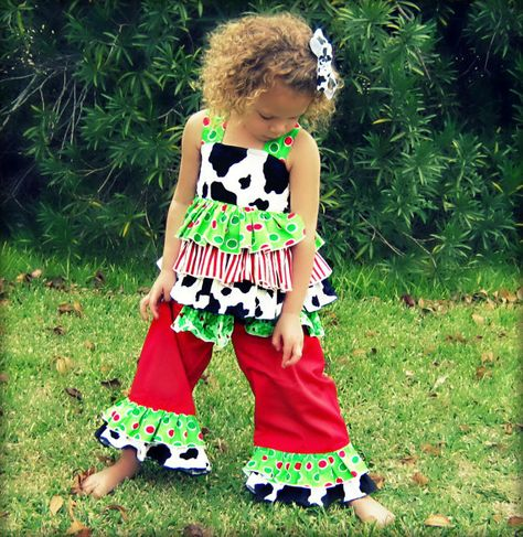 49ee4cf61a6 country Christmas outfit
