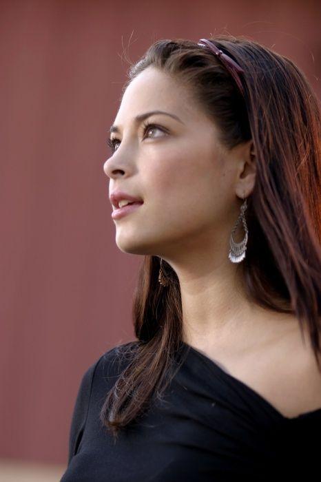 Lana Lang/Kristin Kreuk. Smallville.