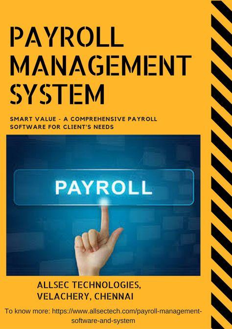 12 best Payroll Management System images on Pinterest | Management ...