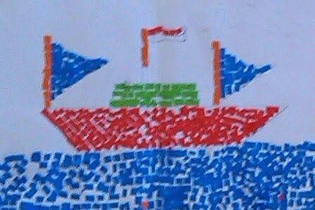 9100 Koleksi Gambar Kolase Perahu Hd Kolase Gambar Cara Menggambar