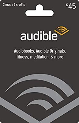 Amazon Com Audible Gift Card Gift Cards In 2020 Gift Card 30 Gifts Gift Card Generator