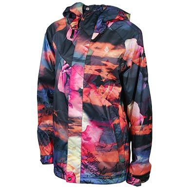 Volcom womens jacket canada