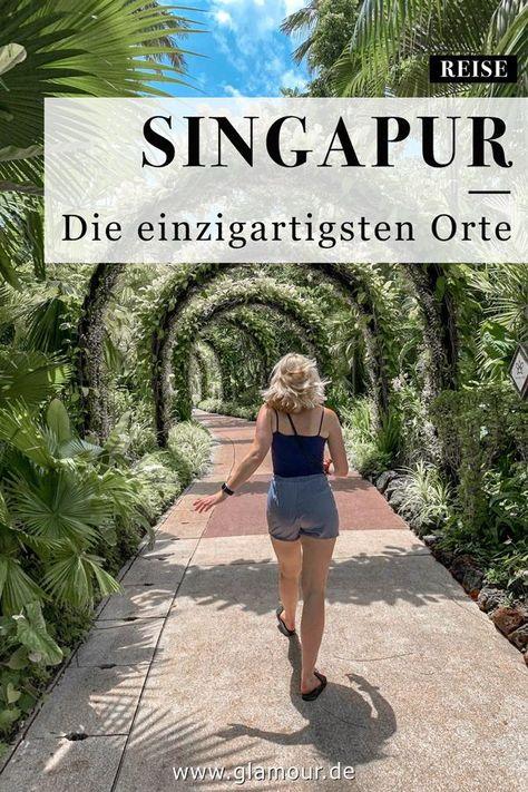 GLAMOUR Weltreise: 9 Ideen für Singapur