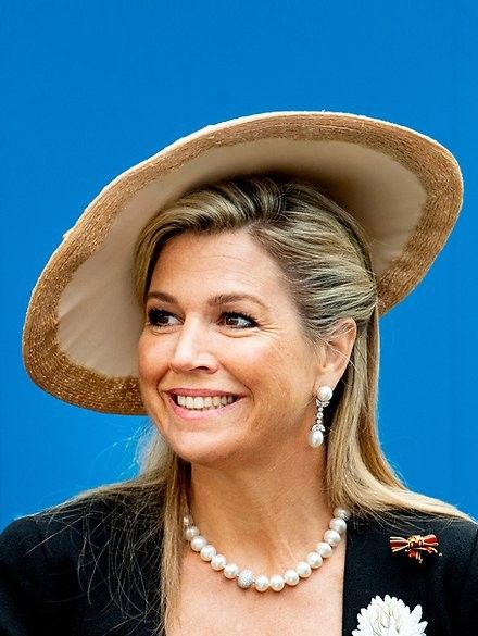 Dutch King Willem Alexander And Queen Maxima Are Visiting To The
