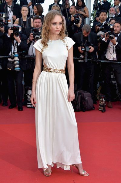 Lily-Rose Depp - The Most Daring Gowns From the 2017 Cannes Film Festival - Photos