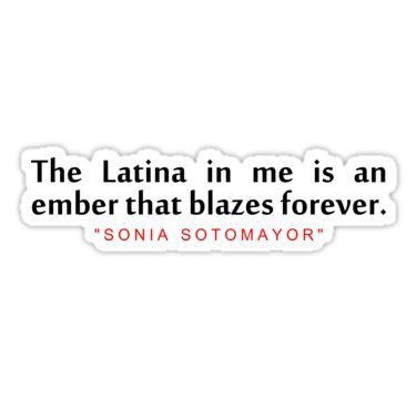 Never Underestimate The Power of Latina PF