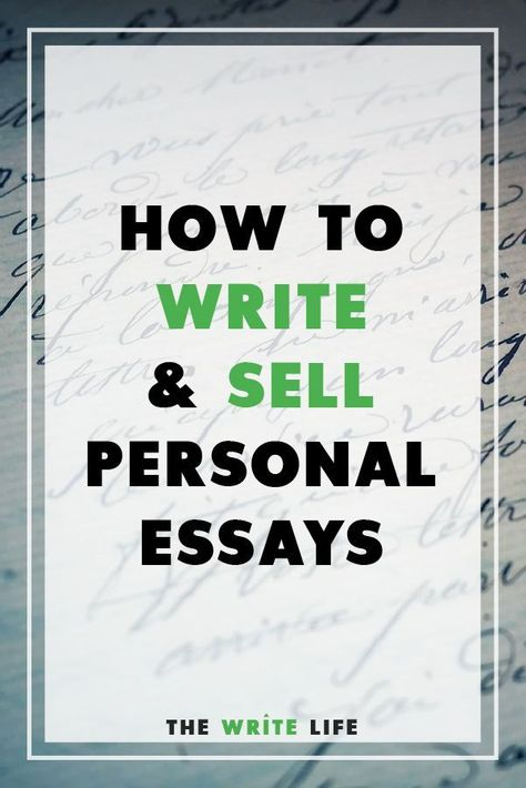 This Personal Essay Writing Course From Amy Paturel Will Help You Get Published