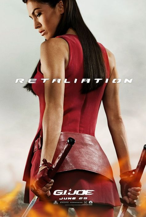 Elodie Yung Gi Joe Retaliation Jinx : G I Joe Retaliation