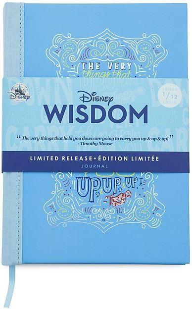 1/12 January journal - Dumbo | Disney Wisdom Collection 2019