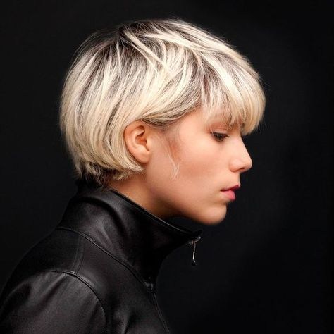 Short Hairstyle Trends for Major Inspiration in 2019 - Page 2 of 23 - HAIRSTYLE ZONE X