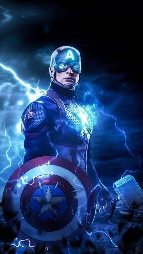 Film Review Avengers Endgame Captain America Wallpaper Thor