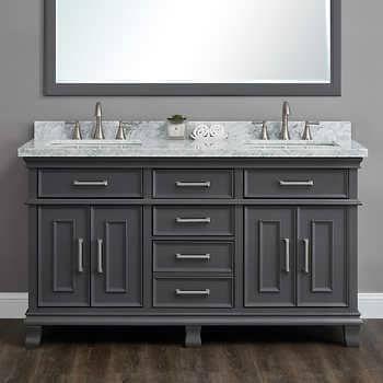 Thomson 72 Vanity By Studio Bathe Double Vanity Bathroom Double Sink Bathroom Vanity Small Double Sink Vanity