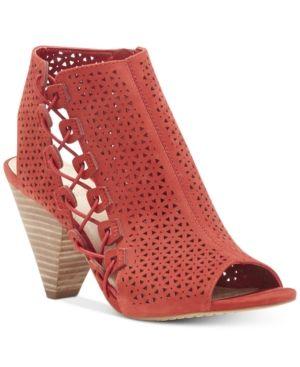 Vince Camuto Womens Elison Heeled Sandal