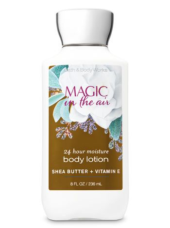 Signature Collection Magic In The Air Super Smooth Body Lotion