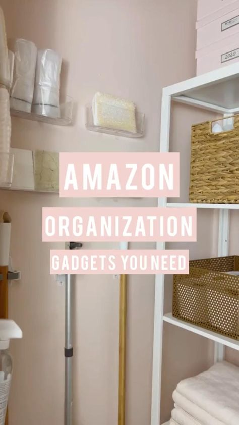 Amazon Organization Gadgets You Need