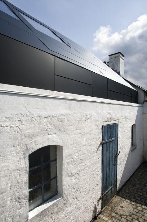 14 best Dachformen moderne Architektur images on Pinterest Homes - garageneinfahrt am hang