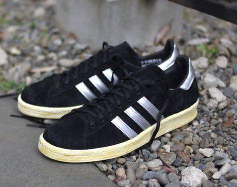 Mita scarpe adidas originali x cp80s mita nero argento 0