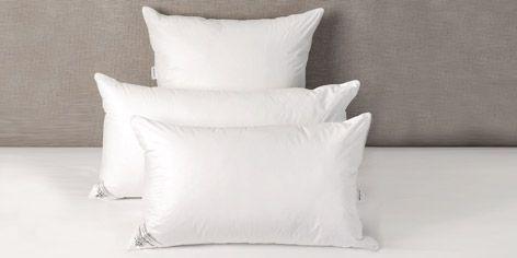 Memory Microfibre Pillows   Bedroom