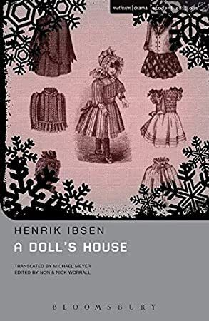 Epub A Doll S House Student Editions Author Henrik Ibsen Nick