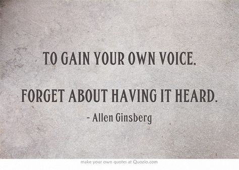 [Alen Ginsberg quote]